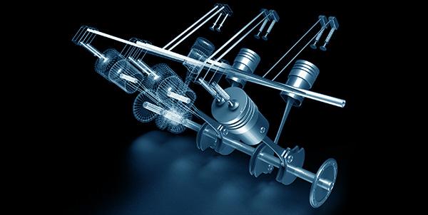3D CAD Model Engine